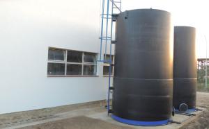 Biofilter za uklanjanje neprijatnih mirisa