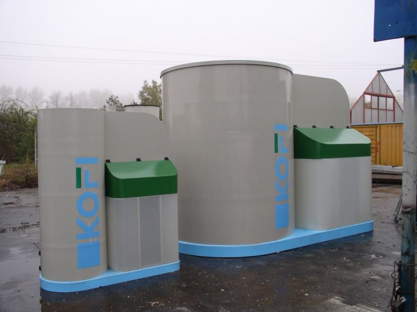 Filteri za prečišćavanje vode KOFI